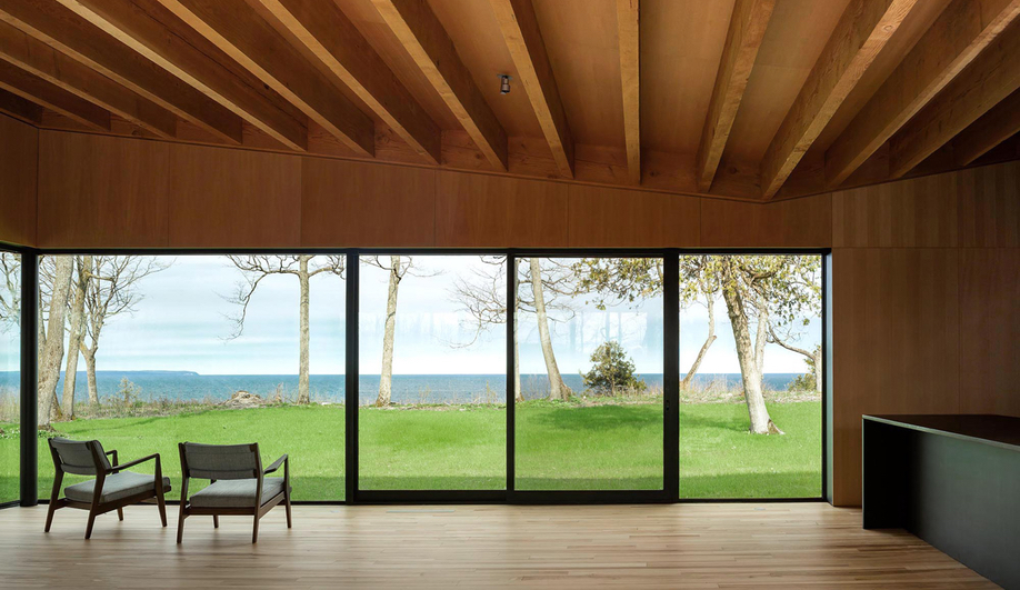 Aluminum Windows Elevate Cold-Weather Homes