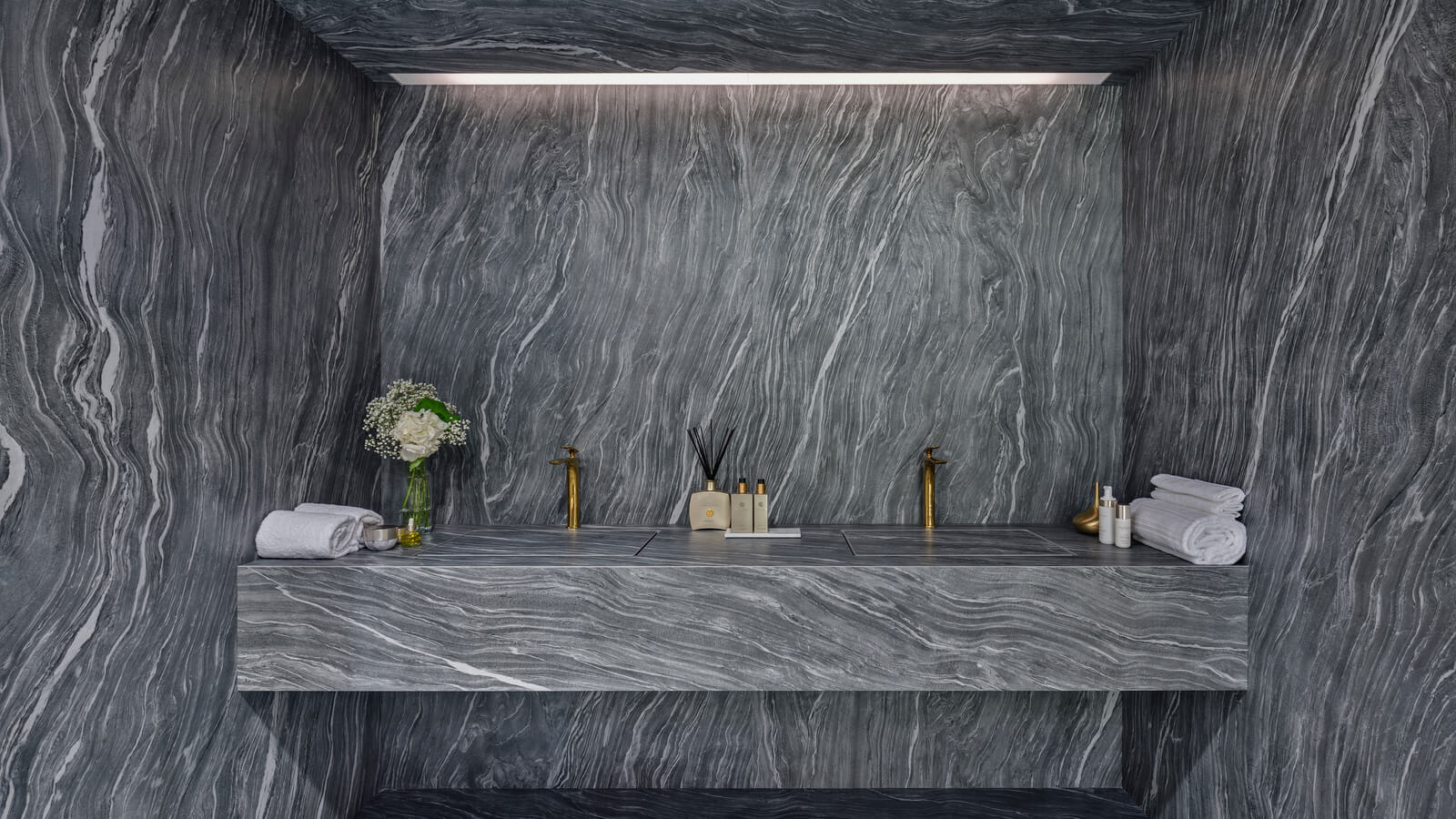 Neolith's Spanish Showroom Celebrates Versatility