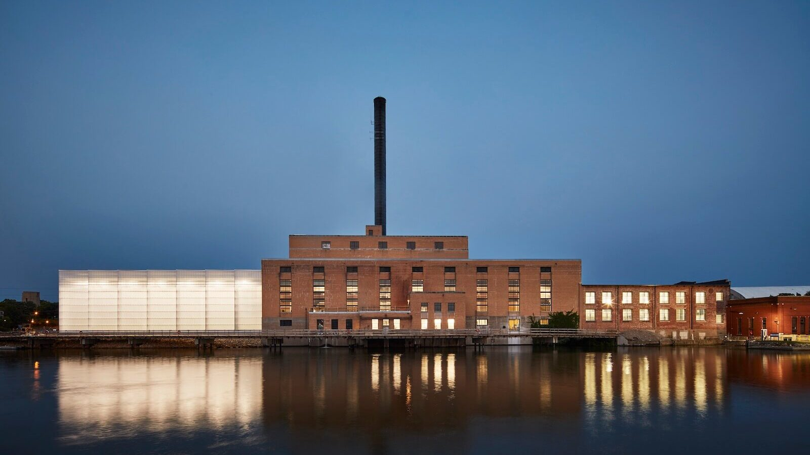 Studio Gang Reimagines a Wisconsin Coal Plant