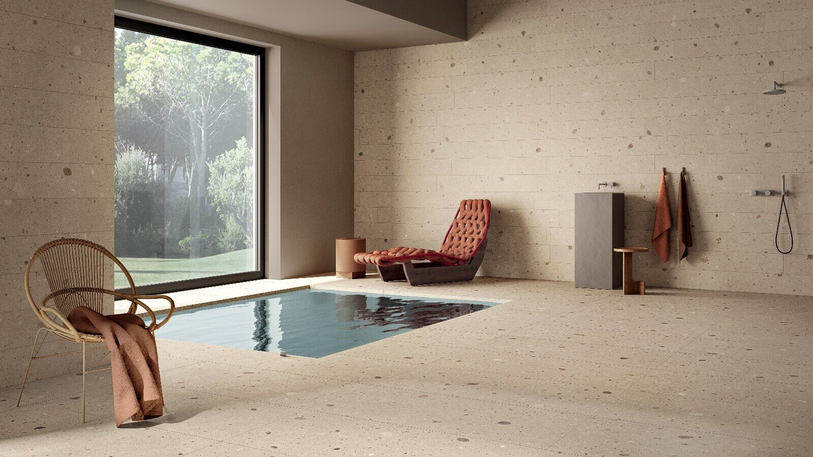 XXL Tile: Italy's Striking New Ceramic Formats