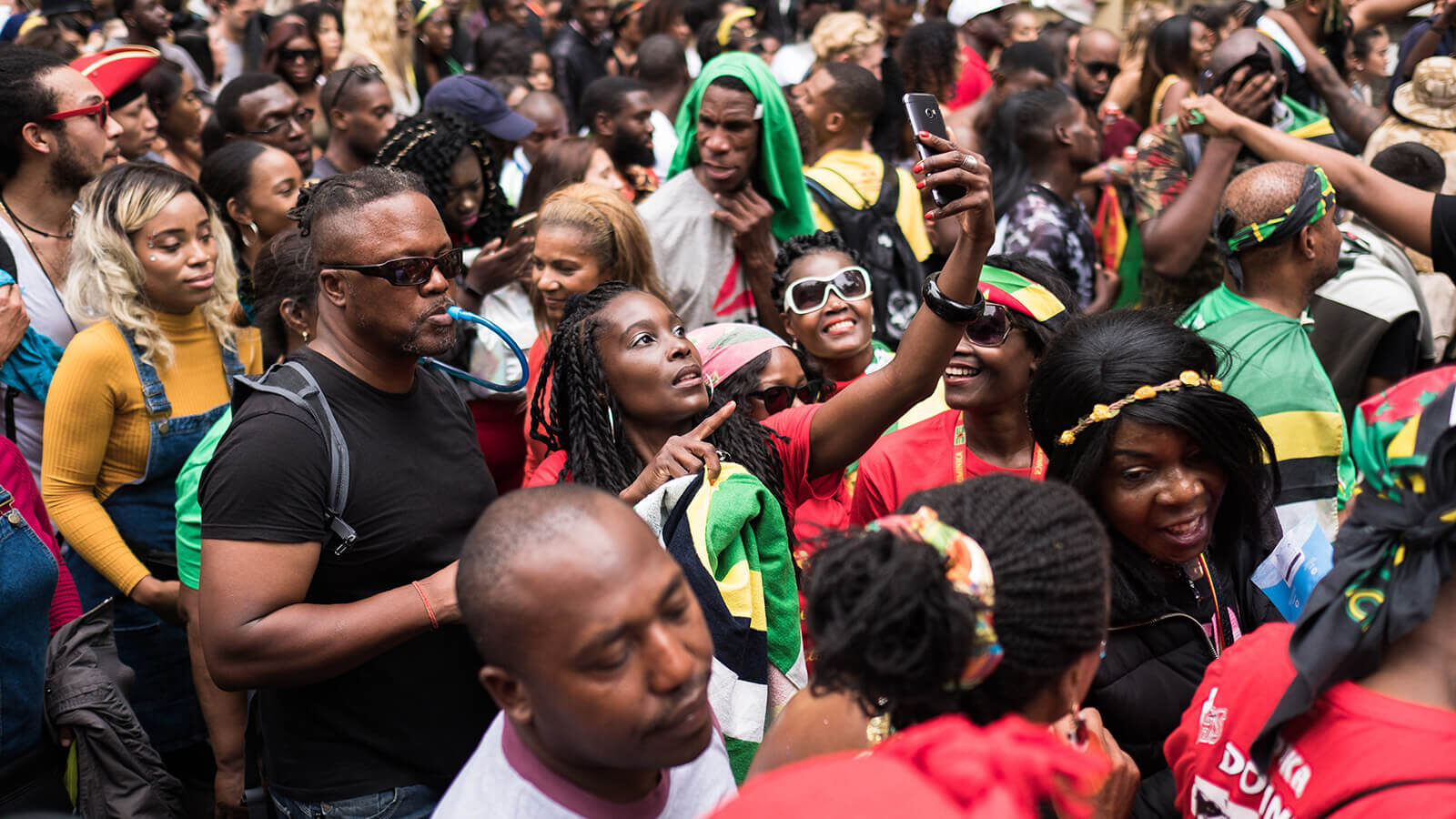 Carnival, Blackness and Safety in Public Space