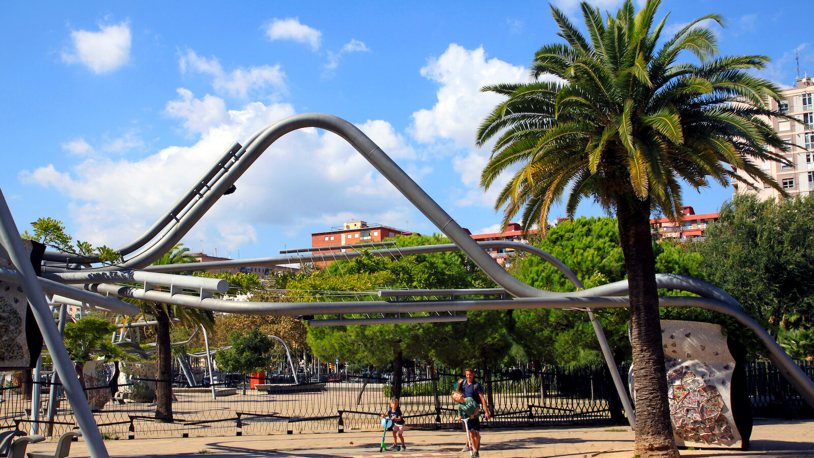 Learning From Barcelona: Toronto's Future Parks