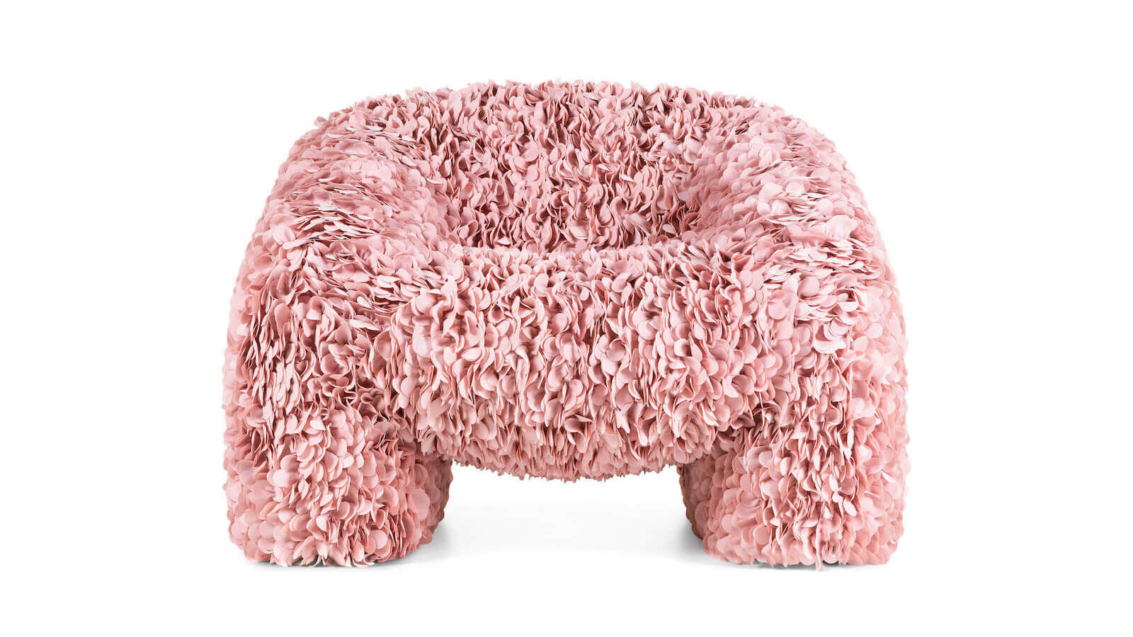 Moooi's Digital — and IRL — Hortensia Chair