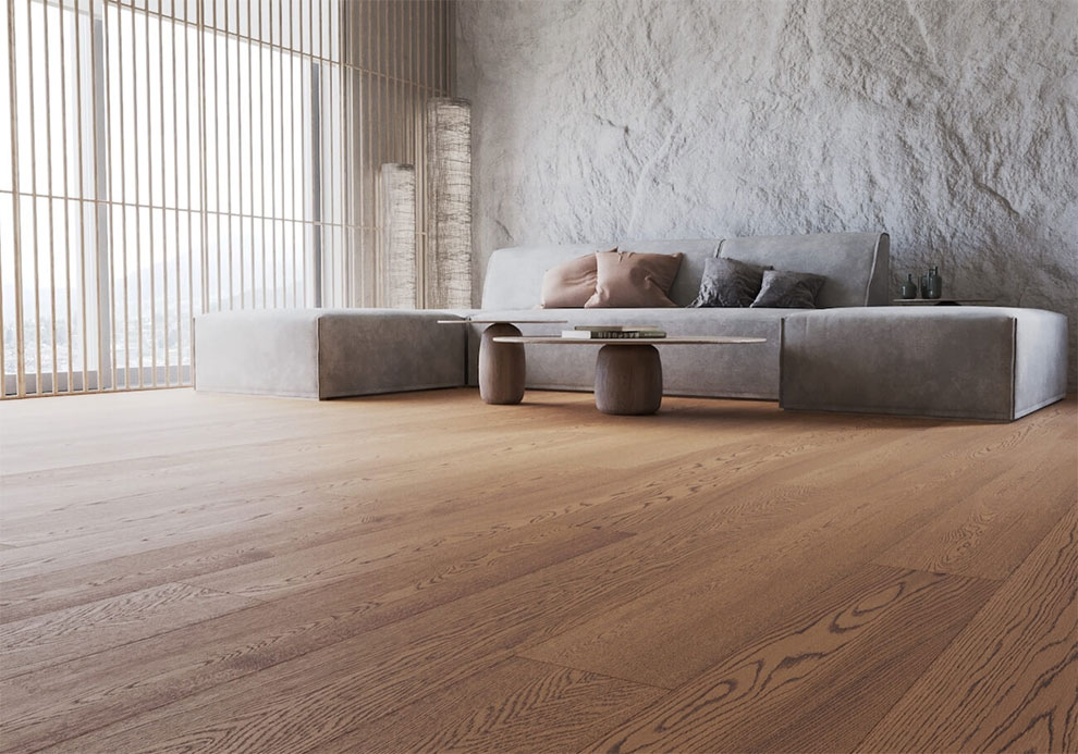 European Hardwood – With a Local Touch